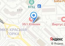 Компания «ПСТ-Строй» на карте