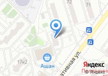 Компания «Versal Bar» на карте