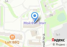 Компания «Адвокатский кабинет Иванова Д.И.» на карте