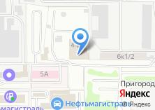 Компания «1-й отряд ФПС по Московской области» на карте