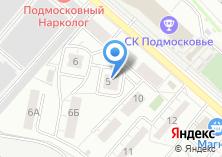Компания «Сервис Лифт» на карте