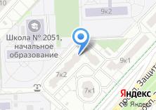 Компания «РАМФУД» на карте