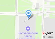 Компания «Гарант-нова» на карте