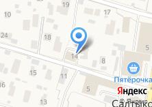 Компания «Балашихамежрайгаз» на карте