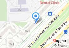Компания «CMD» на карте