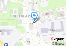 Компания «Общественная приемная депутата Чуракова С.В.» на карте