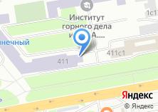 Компания «ИМПРЕЗА-УДАР» на карте