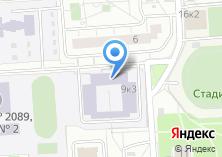 Компания «Средняя общеобразовательная школа №430» на карте