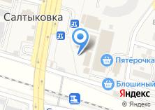 Компания «Мос-Ремком» на карте