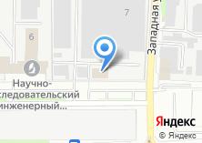 Компания «АльфаГазСервис» на карте