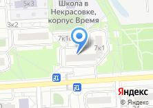 Компания «Студия красоты Евгении Поповой» на карте