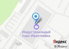 Компания «Максэкопласт» на карте