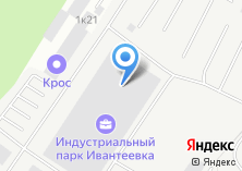 Компания «УпакГрупп» на карте