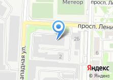 Компания «Салон авторазбора Chevrolet» на карте