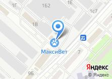 Компания «МирМет» на карте
