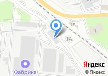 Компания «Генерал-авто» на карте