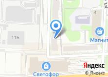 Компания «МеридианСтрой» на карте