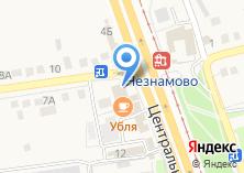Компания «Убля» на карте