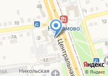 Компания «День и ночь» на карте