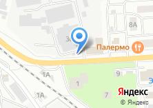 Компания «Ивантеевский хлебокомбинат» на карте