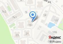 Компания «Квартал Европа» на карте