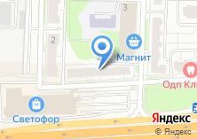 Компания «Барус» на карте