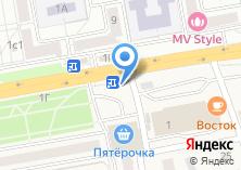 Компания «Раменские мясопродукты» на карте