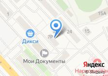 Компания «Avtoto.ru» на карте
