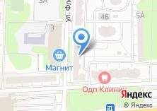 Компания «МАБ Темпбанк» на карте