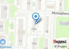 Компания «Метеор СДЮСШ по футболу» на карте