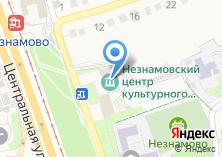 Компания «Незнамовская модельная библиотека №27» на карте