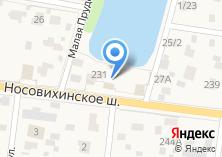 Компания «Руссдорс» на карте