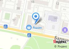 Компания «Элитмастер» на карте