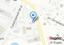 Компания «Отдел ГИБДД» на карте
