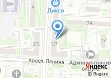 Компания «Общественная палата г. Балашихи» на карте