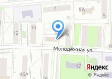 Компания «ВанЛоджистик» на карте