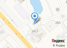 Компания «ШАФТ - Сервисный центр» на карте