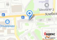 Компания «Клёвое место» на карте