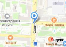 Компания «Электрика24» на карте
