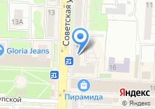 Компания «Магазин сантехники и электроустановочной продукции» на карте