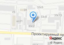 Компания «ВОДЭКО» на карте