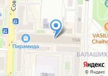 Компания «Магазин детской одежды» на карте