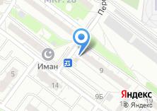 Компания «Чиф» на карте