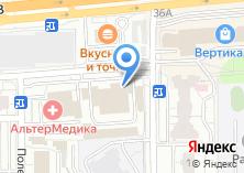 Компания «ЭкоСтиль» на карте