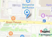 Компания «EXIST» на карте