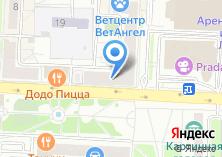 Компания «РоссТур» на карте