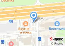 Компания «Садовод Балашиха» на карте