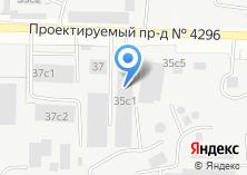 """Компания «""""Юна Групп""""» на карте"""