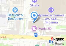 Компания «50 Платьев» на карте