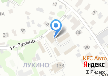 Компания «Балпром» на карте